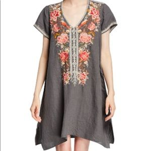 Johnny Was Draped Tunic Dress